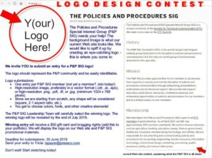 Logo Design Contest Flyer (downloadable)